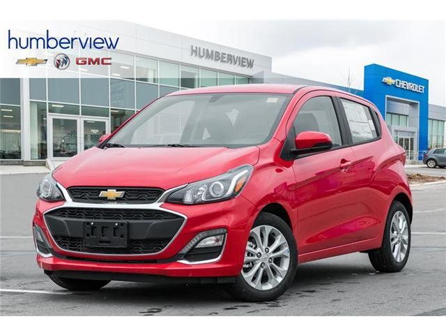 2019 Chevrolet Spark 1LT CVT (Stk: 19SK004) in Toronto - Image 1 of 18