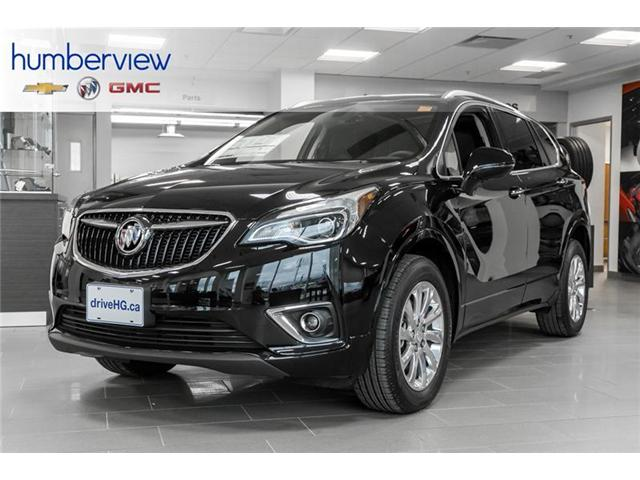 2019 Buick Envision Essence (Stk: B9N002) in Toronto - Image 1 of 18
