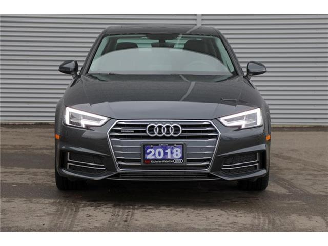 2018 Audi A4 2.0T Progressiv (Stk: 2A1766) in Kitchener - Image 6 of 22