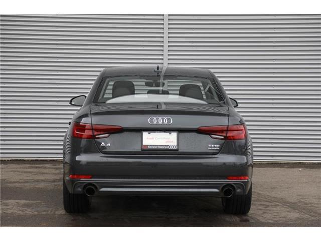 2018 Audi A4 2.0T Progressiv (Stk: 2A1766) in Kitchener - Image 7 of 22