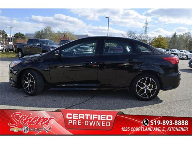 2016 Ford Focus SE (Stk: 186750A) in Kitchener - Image 3 of 10