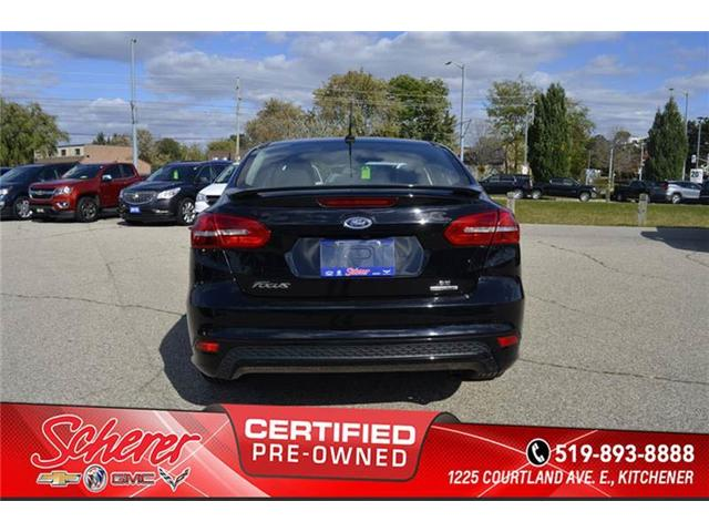 2016 Ford Focus SE (Stk: 186750A) in Kitchener - Image 4 of 10