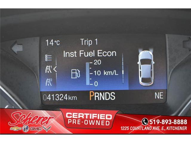 2016 Ford Focus SE (Stk: 186750A) in Kitchener - Image 10 of 10