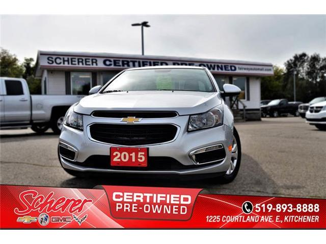 2015 Chevrolet Cruze 1LT (Stk: 581070) in Kitchener - Image 2 of 10