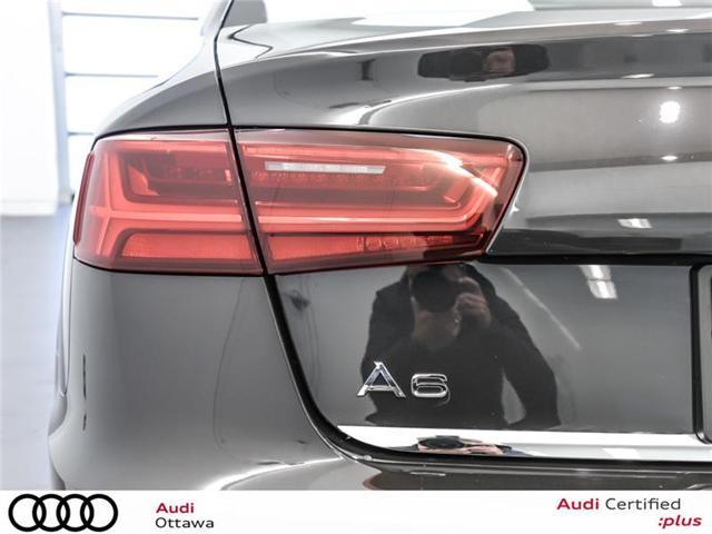 2017 Audi A6 3.0T Progressiv (Stk: 50765) in Ottawa - Image 5 of 22