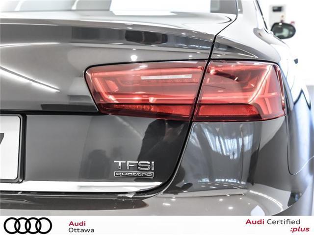 2017 Audi A6 3.0T Progressiv (Stk: 50765) in Ottawa - Image 6 of 22