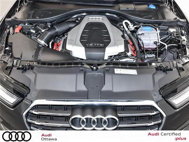 2017 Audi A6 3.0T Progressiv (Stk: 50765) in Ottawa - Image 12 of 22