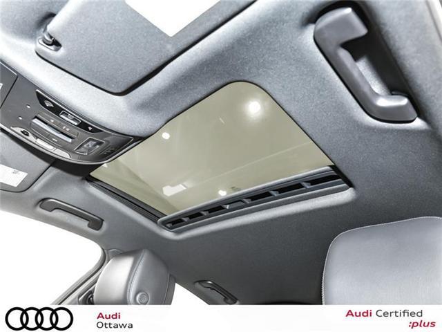 2017 Audi A6 3.0T Progressiv (Stk: 50765) in Ottawa - Image 14 of 22