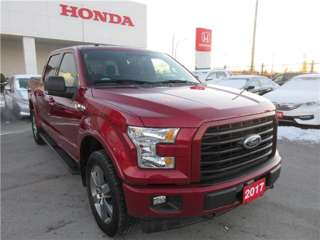 2017 Ford F-150 XLT (Stk: 42200A) in Ottawa - Image 2 of 8