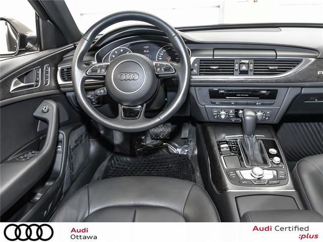 2017 Audi A6 3.0T Progressiv (Stk: 50765) in Ottawa - Image 17 of 22