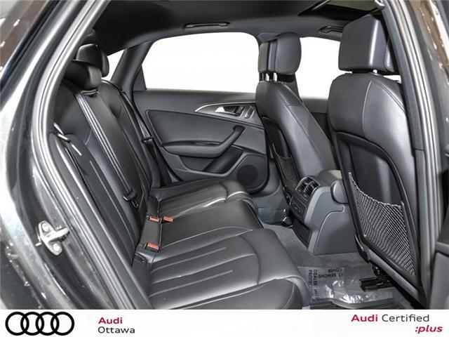 2017 Audi A6 3.0T Progressiv (Stk: 50765) in Ottawa - Image 19 of 22