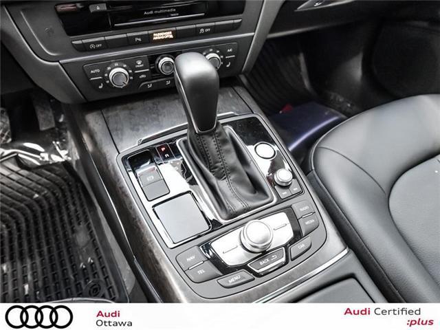 2017 Audi A6 3.0T Progressiv (Stk: 50765) in Ottawa - Image 20 of 22