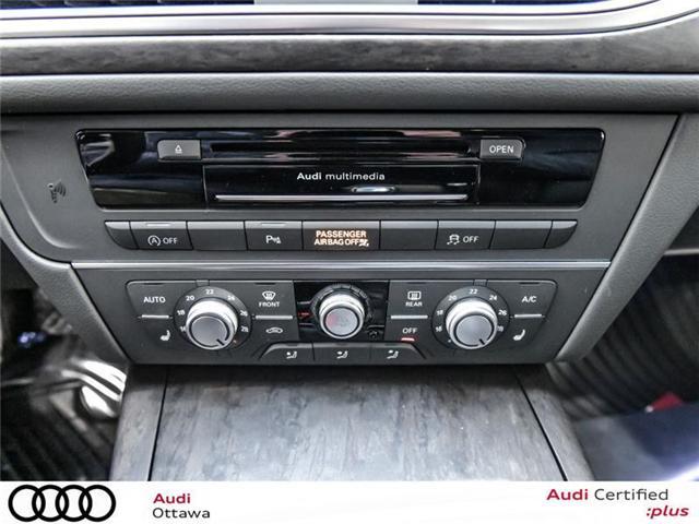 2017 Audi A6 3.0T Progressiv (Stk: 50765) in Ottawa - Image 21 of 22