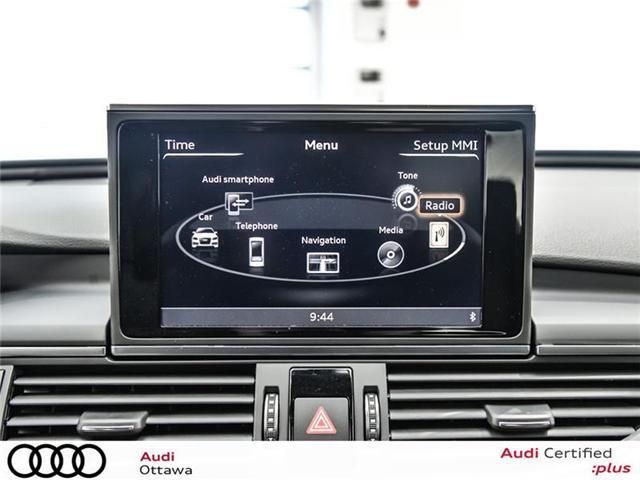 2017 Audi A6 3.0T Progressiv (Stk: 50765) in Ottawa - Image 22 of 22