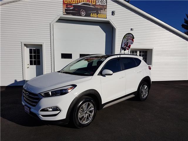 2018 Hyundai Tucson SE 2.0L (Stk: 817) in Oromocto - Image 1 of 17