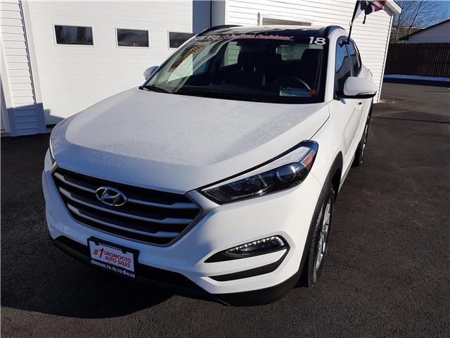 2018 Hyundai Tucson SE 2.0L (Stk: 817) in Oromocto - Image 2 of 17