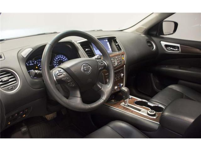 2017 Nissan Pathfinder Platinum At 30890 For Sale In Vaughan