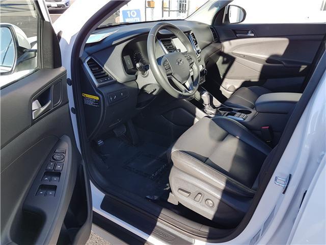 2018 Hyundai Tucson SE 2.0L (Stk: 817) in Oromocto - Image 12 of 17