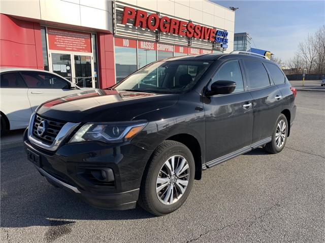 2018 Nissan Pathfinder SV Tech (Stk: JC645643) in Sarnia - Image 1 of 21