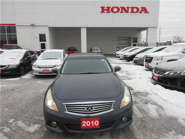 2010 Infiniti G37x Luxury (Stk: 26331A) in Ottawa - Image 2 of 10