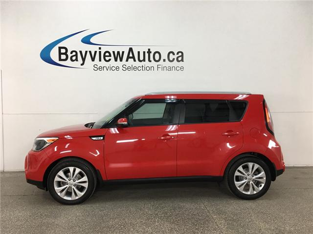2015 Kia Soul EX (Stk: 33970J) in Belleville - Image 1 of 25