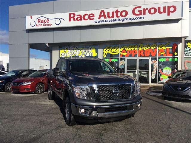 2018 Nissan Titan XD SV Gas (Stk: 16322) in Dartmouth - Image 1 of 21