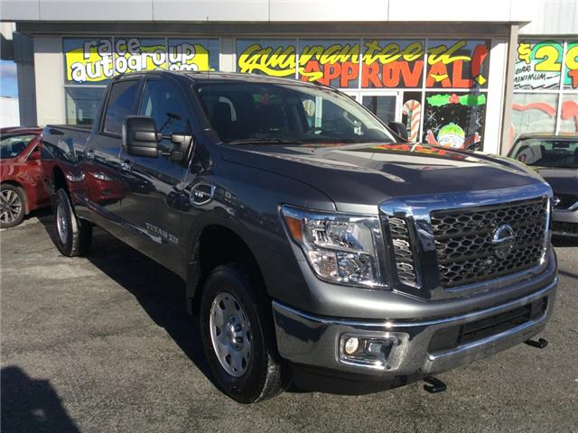 2018 Nissan Titan XD SV Gas (Stk: 16322) in Dartmouth - Image 2 of 21