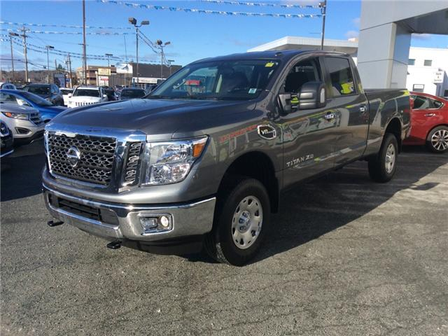 2018 Nissan Titan XD SV Gas (Stk: 16322) in Dartmouth - Image 4 of 21