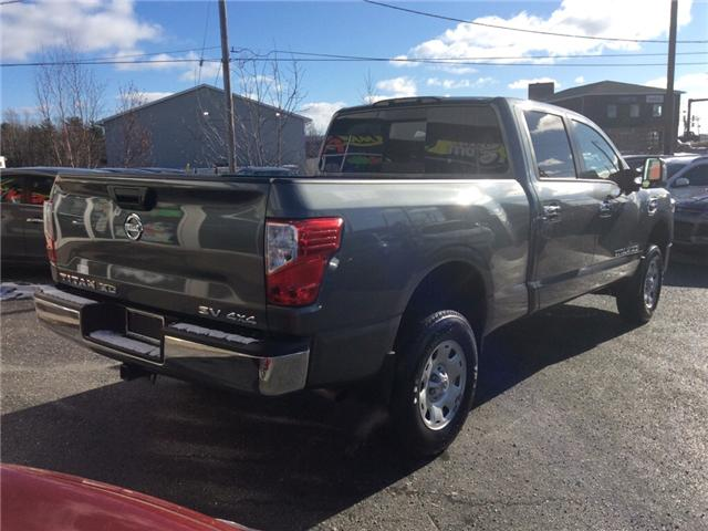 2018 Nissan Titan XD SV Gas (Stk: 16322) in Dartmouth - Image 9 of 21