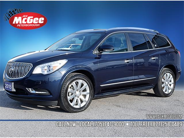 2015 Buick Enclave Premium (Stk: 17686A) in Peterborough - Image 1 of 21