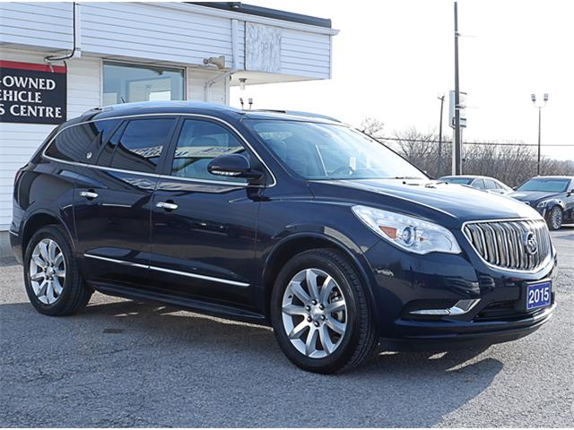 2015 Buick Enclave Premium (Stk: 17686A) in Peterborough - Image 10 of 21