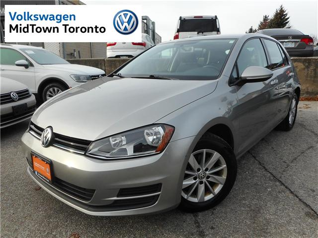 2015 Volkswagen Golf  (Stk: V9761A) in Toronto - Image 1 of 26