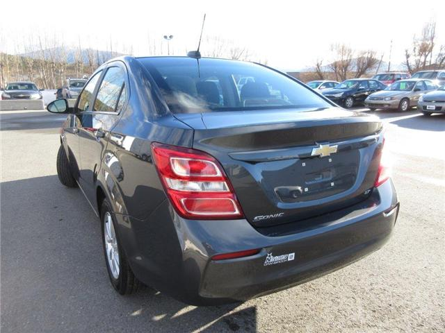 2017 Chevrolet Sonic LT Auto (Stk: 61810) in Cranbrook - Image 2 of 17