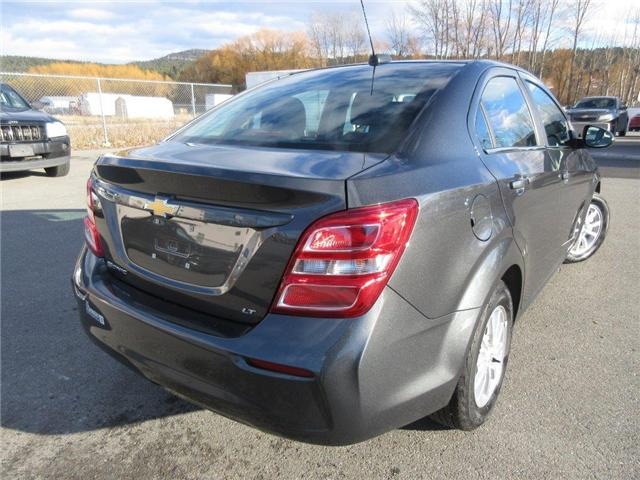 2017 Chevrolet Sonic LT Auto (Stk: 61810) in Cranbrook - Image 5 of 18