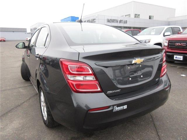 2018 Chevrolet Sonic LT Auto (Stk: 61814) in Cranbrook - Image 4 of 20