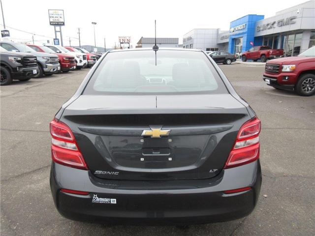 2018 Chevrolet Sonic LT Auto (Stk: 61814) in Cranbrook - Image 5 of 20