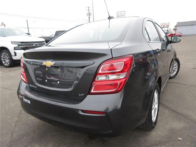 2018 Chevrolet Sonic LT Auto (Stk: 61814) in Cranbrook - Image 6 of 20