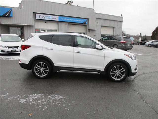 2017 Hyundai Santa Fe Sport 2.0T Limited (Stk: 181982) in Kingston - Image 2 of 14