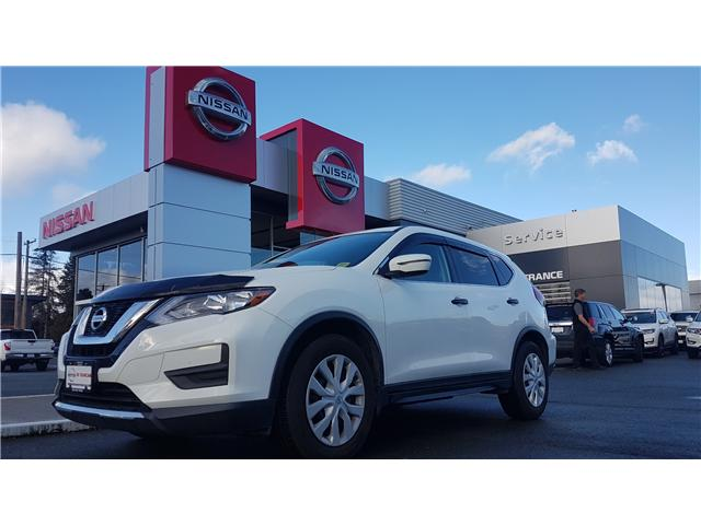 2017 Nissan Rogue S (Stk: 8M4405A) in Duncan - Image 1 of 3