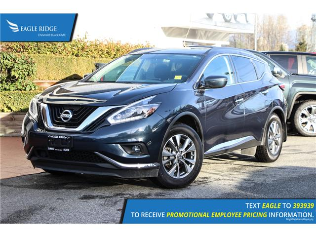 2018 Nissan Murano SV (Stk: 189174) in Coquitlam - Image 1 of 17