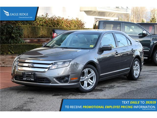 2010 Ford Fusion SEL (Stk: 108505) in Coquitlam - Image 1 of 14