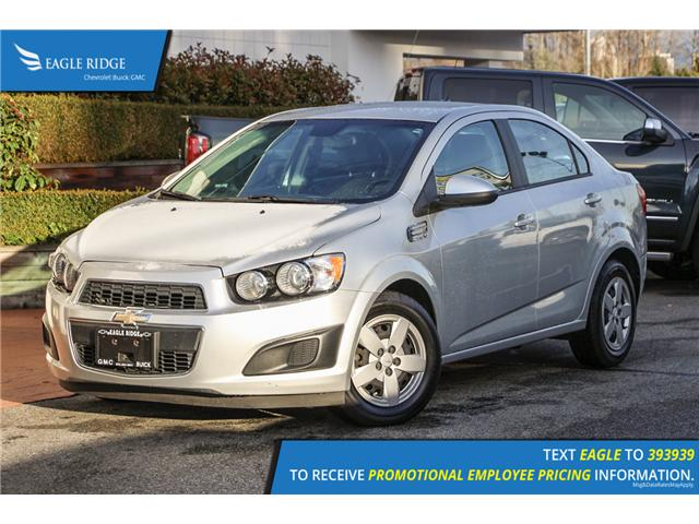 2012 Chevrolet Sonic LS (Stk: 120775) in Coquitlam - Image 1 of 13