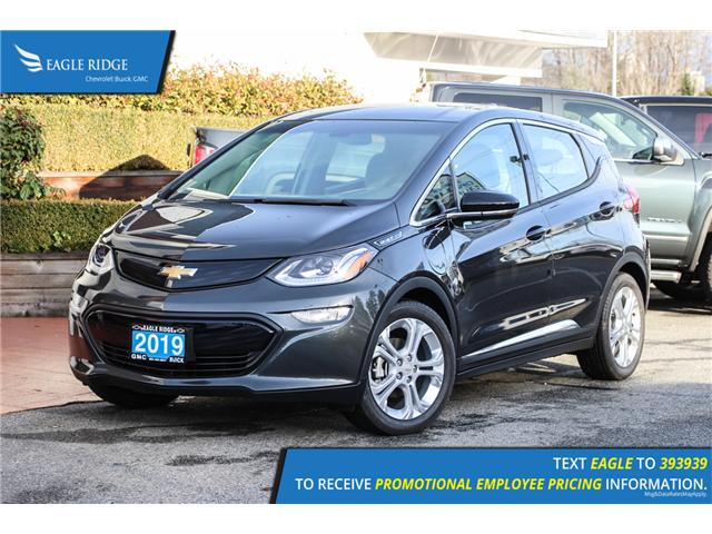 2019 Chevrolet Bolt EV LT (Stk: 92309A) in Coquitlam - Image 1 of 16
