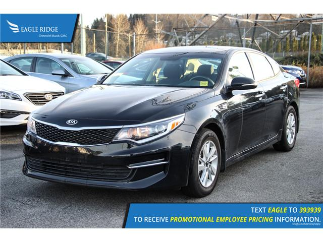 2017 Kia Optima  (Stk: 179443) in Coquitlam - Image 1 of 5