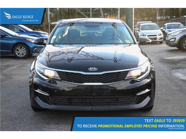 2017 Kia Optima  (Stk: 179443) in Coquitlam - Image 2 of 5