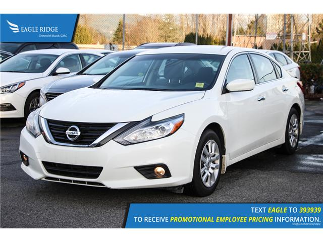 2017 Nissan Altima 2.5 (Stk: 179452) in Coquitlam - Image 1 of 5