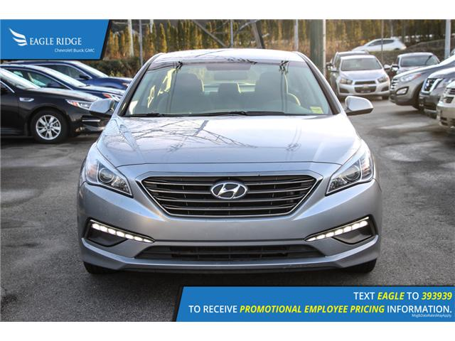 2017 Hyundai Sonata  (Stk: 179476) in Coquitlam - Image 2 of 5