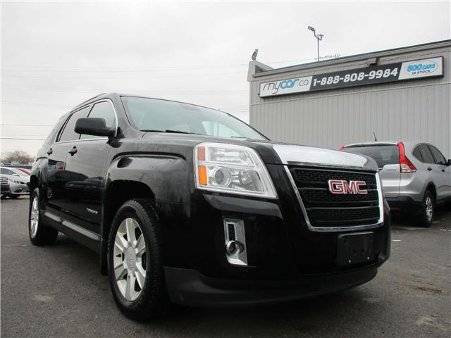 2013 GMC Terrain SLT-1 (Stk: 181842) in North Bay - Image 1 of 14