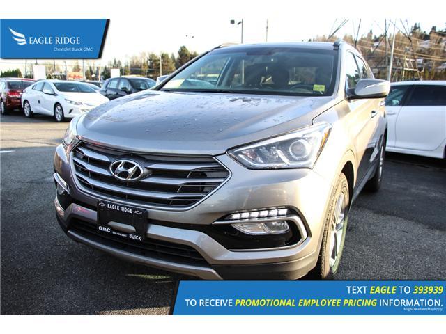 2018 Hyundai Santa Fe Sport 2.4 Premium (Stk: 189153) in Coquitlam - Image 1 of 5