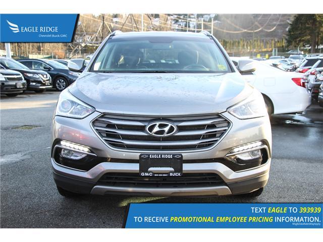 2018 Hyundai Santa Fe Sport 2.4 Premium (Stk: 189153) in Coquitlam - Image 2 of 5